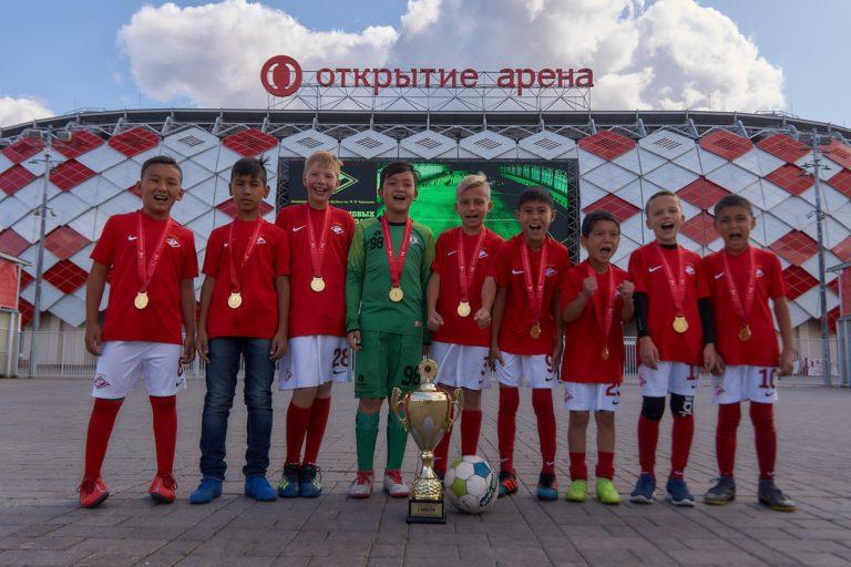 Спартак Юниор турнир 2019