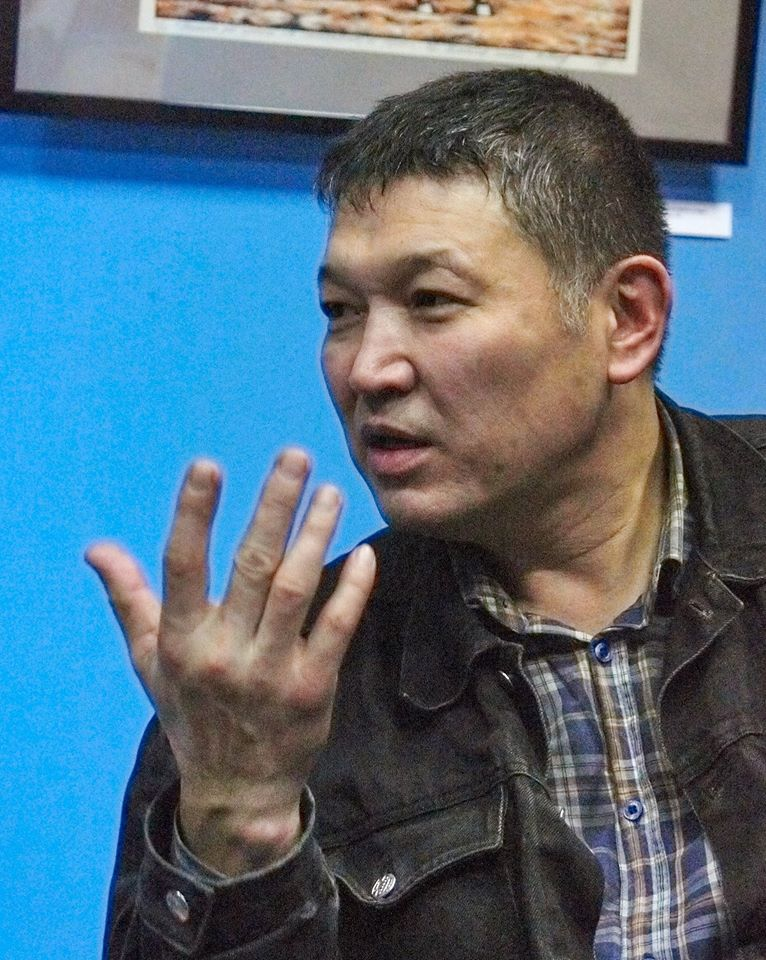 Чингис Ногайбаев