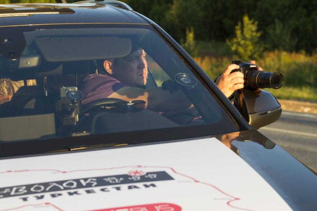 Автопробег Волок-Туркестан 2015